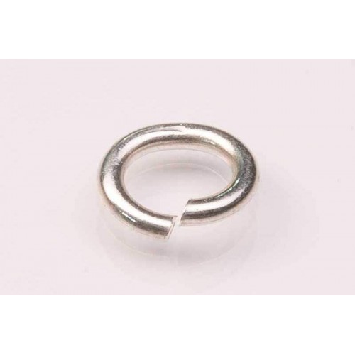 Sterling Silver Jump Ring Oval